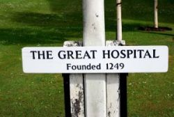 The Hospital Sign Thumbnail